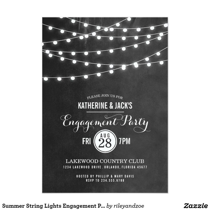 17 best ideas about Engagement Party Invitations – Engagement Party Invitation Template