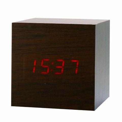 【置き時計】APLA CUBE テーブルクロック