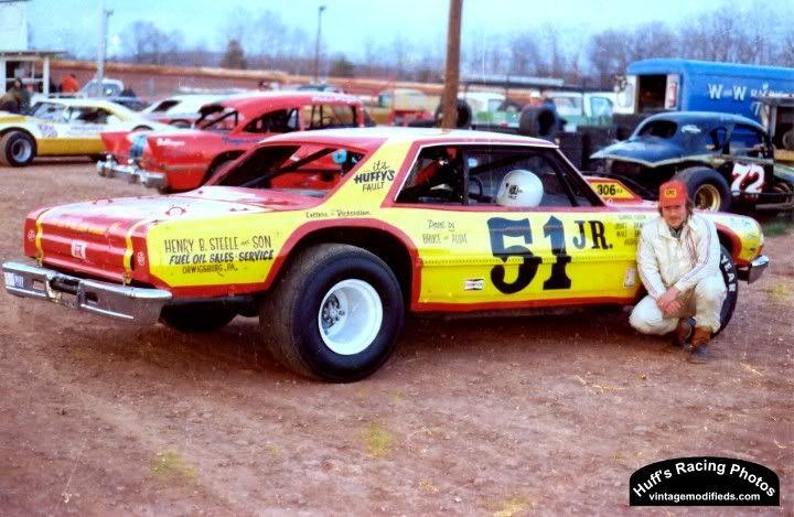 Short Track Race Cars