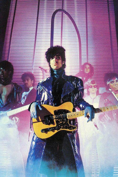 Classic Prince | 1982-1983 '1999' Prince ( noituloveR eTt dna)