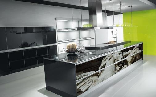Mejores 9 imágenes de Fotoimpresion en muebles de cocina en ...