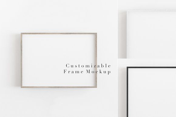 Customizable 5x7 Ratio Frame Mockup Free Psd Mockups Templates Free Packaging Mockup Mockup Free Psd