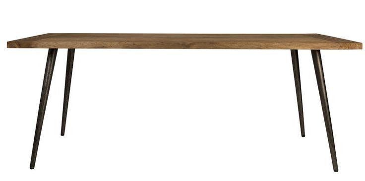 LÃ¥ngbord/matbord i fransk antik lantstil. bordskiva tillverkad av ...