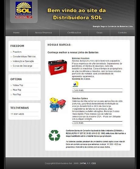 Site: Energia Segura