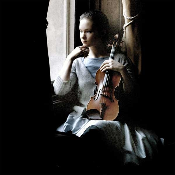 Image detail for -Hilary Hahn - RadioScreamer Artist Search