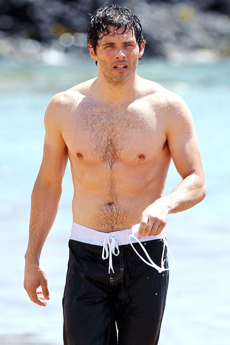 James Marsden in Maui, Hawaii on June 14, 2012. - US Weekly