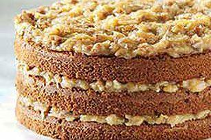 Baker S German Chocolate Cake High Altitude Recipe