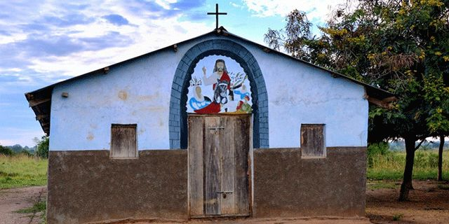 A church in Uganda. (Photo: © Rod Waddington/Creative Commons)
