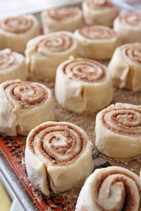 Perfect Cinnamon Rolls - I JUST MADE THESE AND THEY ARE AMAZING!!!!!