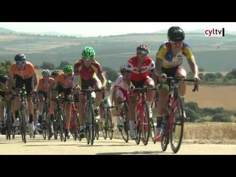 Resumen en vídeo campeonato España de ciclismo Sub23 Soria 2017 - Videos de Ciclismo