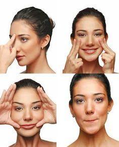 Aprende a evitar y combatir la flacidez de tu rostro