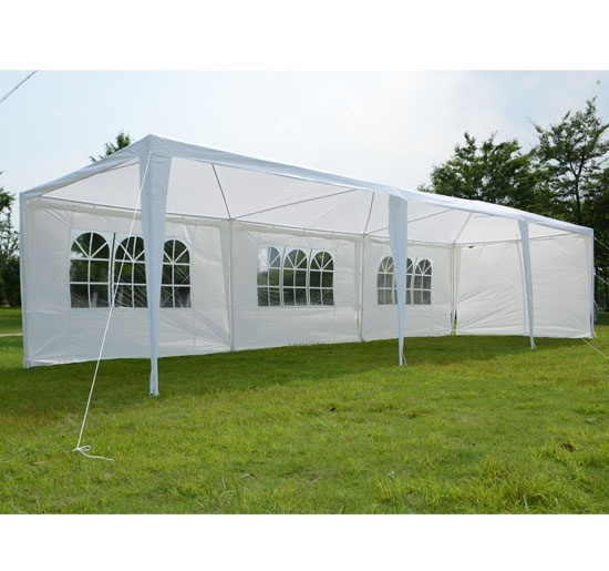 10u0027x30u0027 White Party Tent Canopy With Sidewalls $165.99  sc 1 st  Pinterest & 19 best Party Tent images on Pinterest | Tent Tents and Receptions