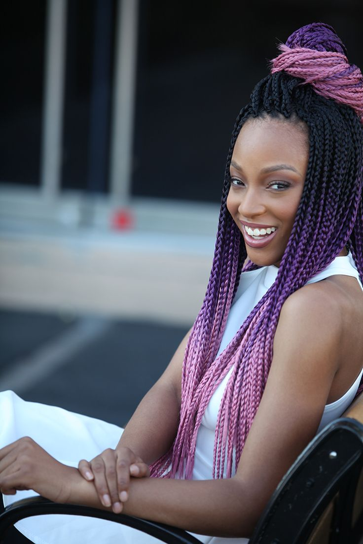 "3S Box Braid 24"" Janet Collection"