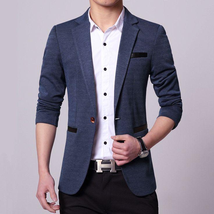 25  ide terbaik tentang Casual Suit Jacket di Pinterest