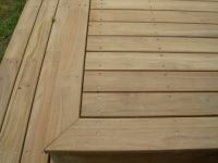 Terrasse en bois ipé