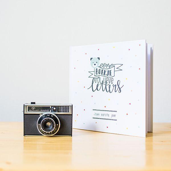 Lieve Letters - Jouw eerste jaar