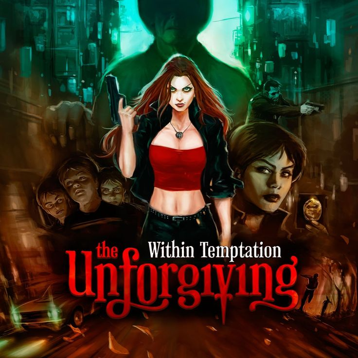 Within Temptation The Unforgiving - Szukaj w Google