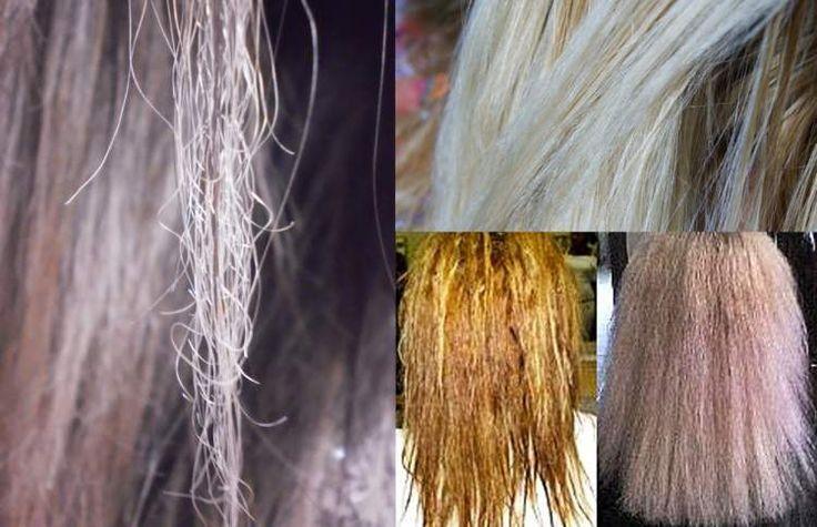 Descubra como salvar o cabelo emborrachado e devolver a vida aos fios. Veja dez conselhos para recuperar o cabelo danificado com efeito elástico.