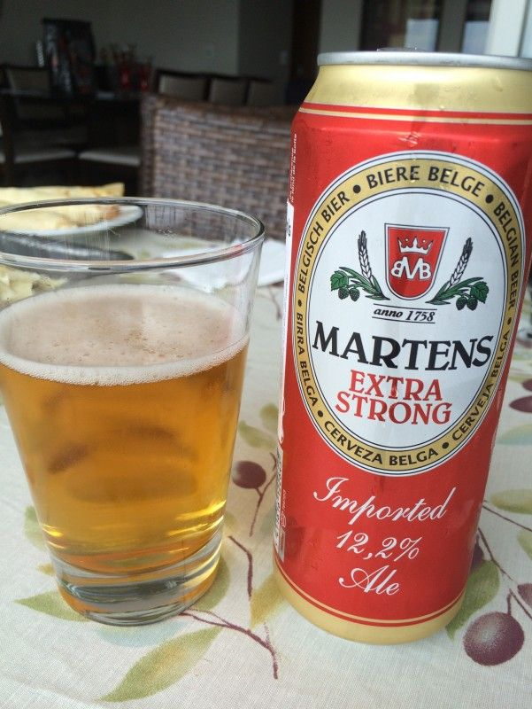 Martens Extra Strong