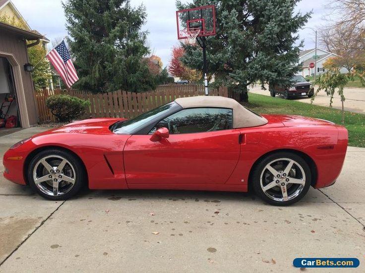 2006 Chevrolet Corvette Base #chevrolet #corvette #forsale #unitedstates