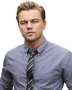 Tie bar sighting...Leading Man: Leonardo DiCaprio: Celebrities: GQ