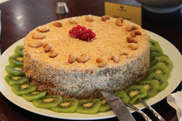 Os melhores sabores no Montebelo Viseu Hotel & Spa! #montebeloviseu #cake #hotel