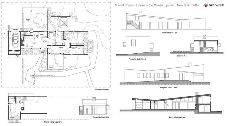 Pocantico House Marcel Breuer Pinterest Marcel breuer - new aia final completion