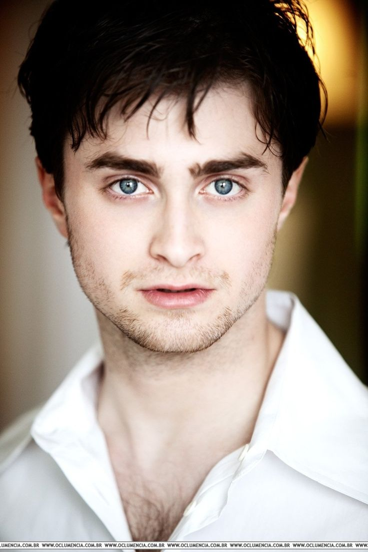 Daniel Radcliffe, whom I would like to see play Jonathan Harker