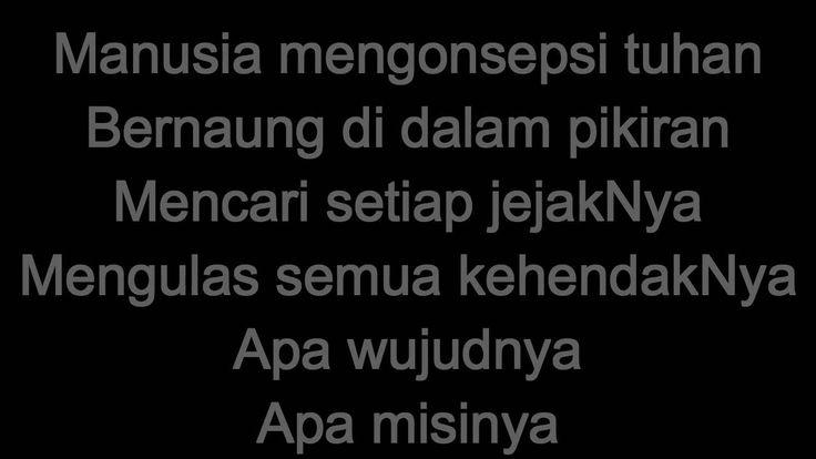 Lyrics Efek Rumah Kaca - Kuning (Sinestesia)