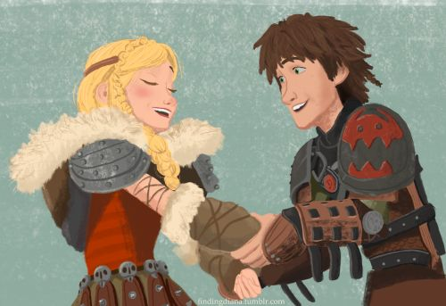 Dorks by findingdiana < Hiccstrid. :)