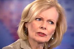 "Peggy Noonan outdoes herself, sneers that Obama's presidency means ""Anyone can run for president now"""