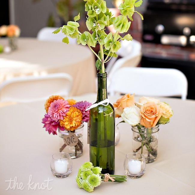 diy centerpiece - Google Search