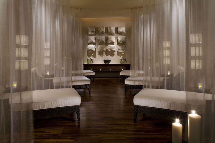 Spa At The Ritz Carlton Shenzhen Spa Treatment Room