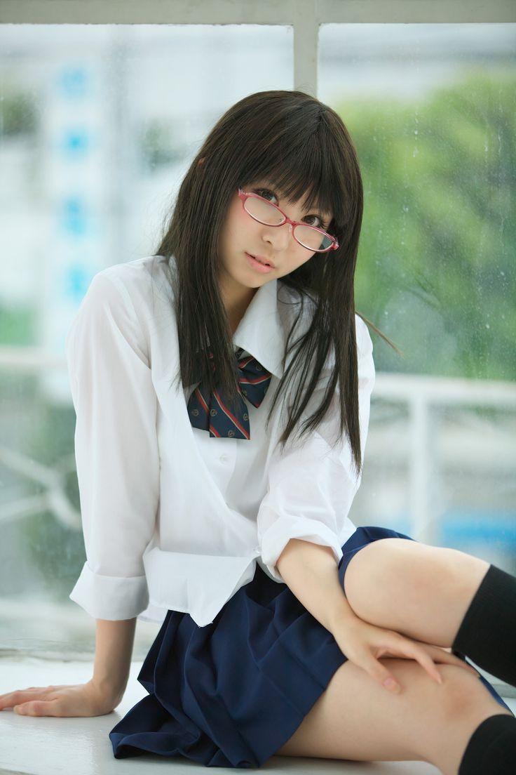 Ying Cute Teen Schoolgirls Japan