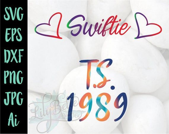 Download Taylor Swift Hearts | TS 1989 | SVG | PNG | Heart | T S ...