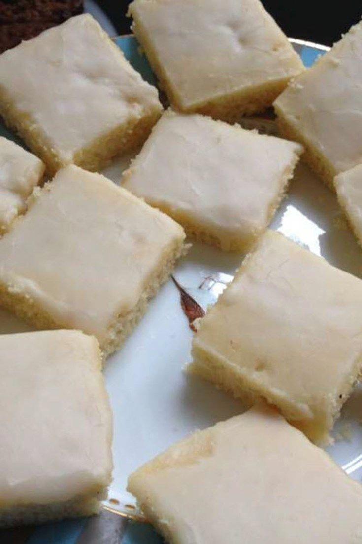 """Best Lemon Sheet #cake mit Zitronenglasur   """"Dies ist mein Rezept für Blechkuchen, …   – cake easy"""