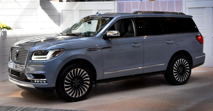 2018 Lincoln Navigator Adds Refinement And Luxury To Full-Size SUV #Galleries #Lincoln