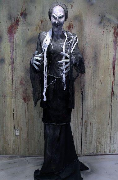 new 2018 halloween haunted house props creepy collection haunted house halloween props
