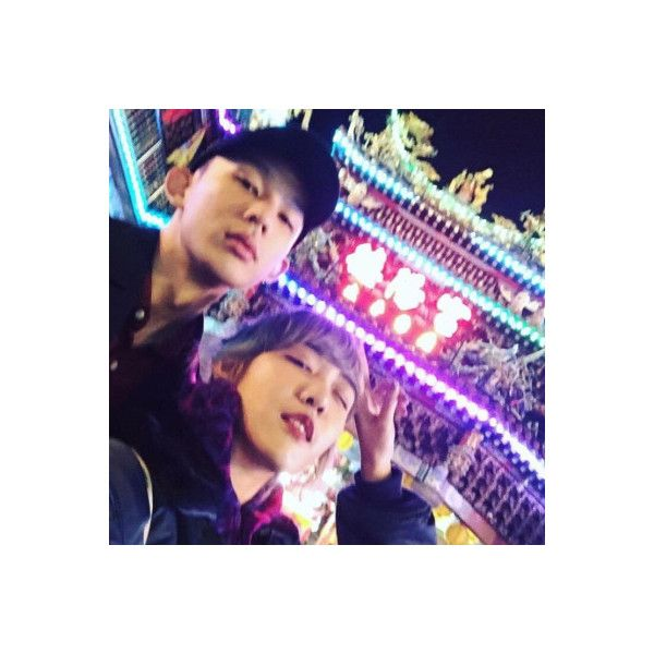 ulzzang couple on Tumblr ❤ liked on Polyvore featuring couples