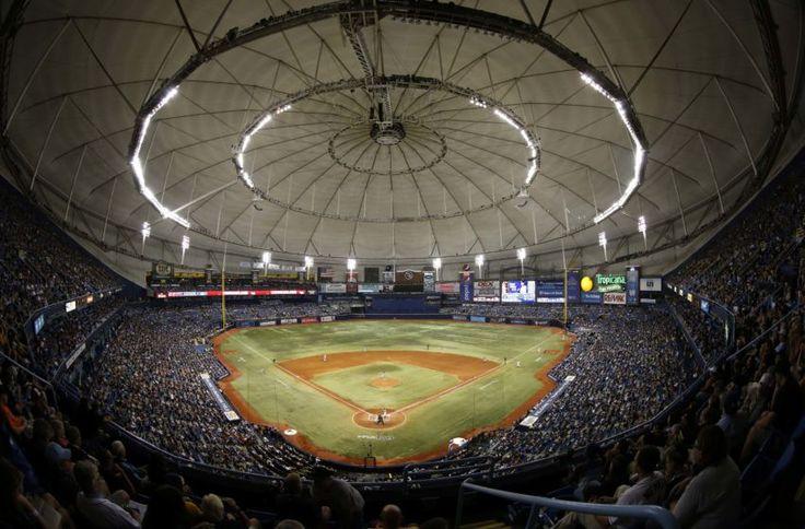 Tampa Bay Rays: Installing New Turf at Tropicana Field
