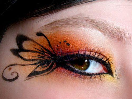 Amazing Eye Makeup Art - Eye Makeup Design