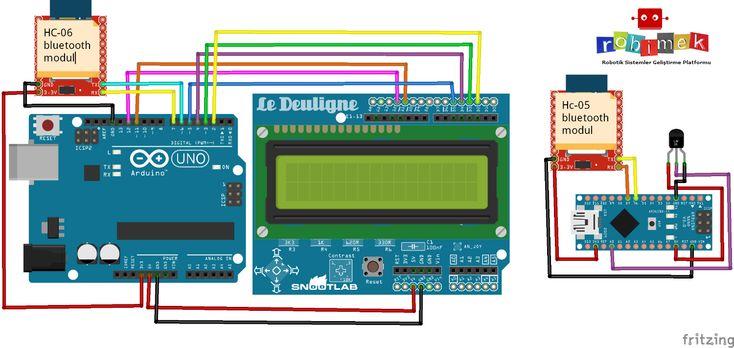 Best arduino projeleri images on pinterest