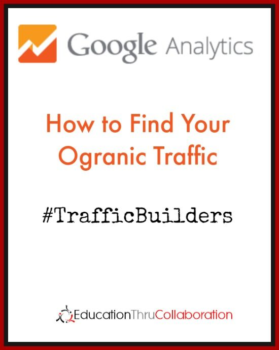How to Find Organic Traffic Using Google Analytics