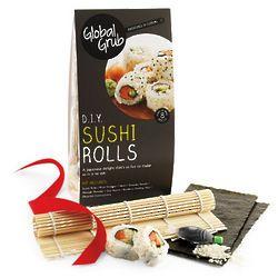 DIY Sushi Kit - FindGift.com