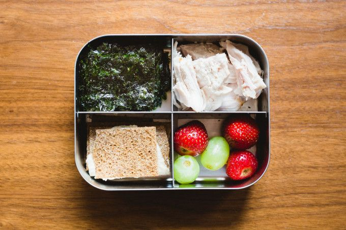 Tips for how to make school lunches fun.