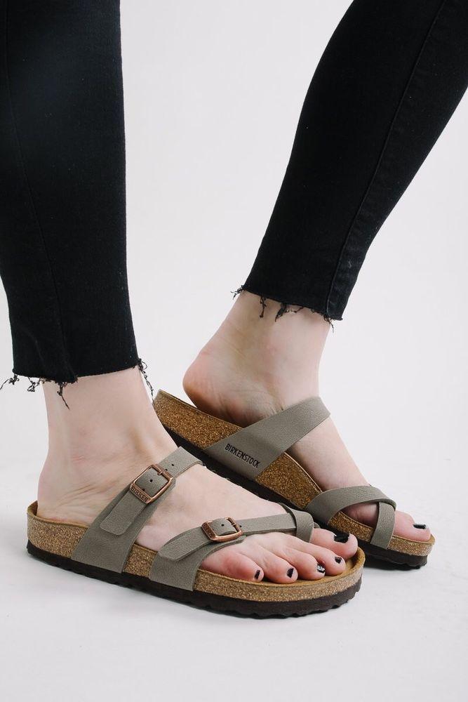 Birkenstock Womens Leather Sandal