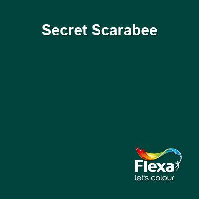 Flexa Creations kleur: Secret Scarabee
