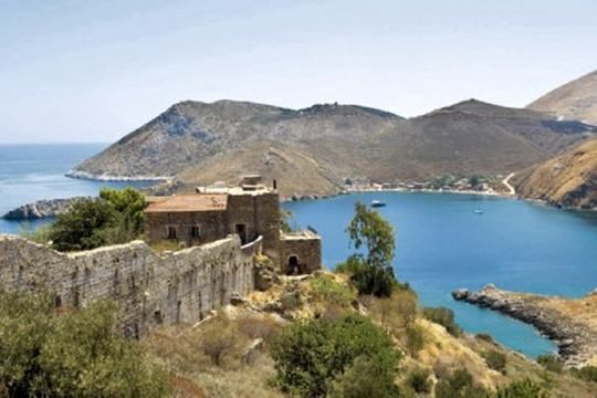 Το Πόρτο Κάγιο , ο ναός του Ποσειδώνα και το Τουρκικό Κάστρο
