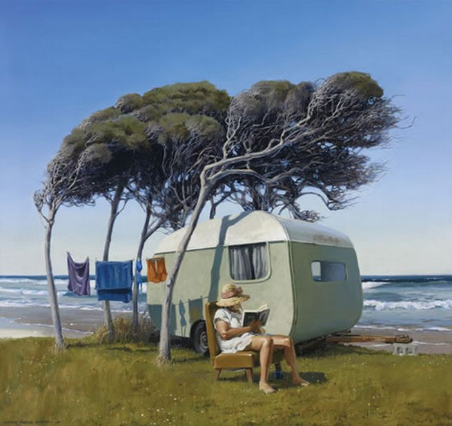 17 Best Images About Camping On Pinterest: 17 Best Images About Vintage New Zealand Caravans On