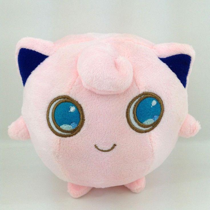 """Jigglypuff Balloon Pokemon Fairy Plush Toy Stuffed Animal Soft from Igglybuff 6"""" #Pokemon"""